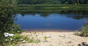 Upė. Asociatyvi nuotrauka (nuotr. Raimundo Maslausko)