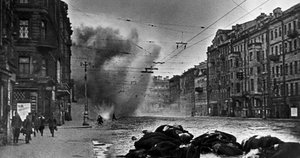 Leningrado apsiaustis, 1941-1942 (nuotr. SCANPIX)