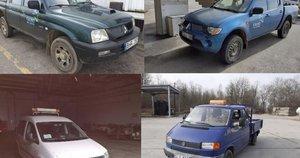 Aukcione parduodami automobiliai