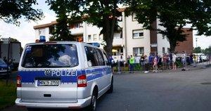 Vokietijos policija (nuotr. SCANPIX)