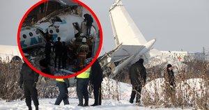 Paviešintas įrašas iš lėktuvo katastrofos vietos (nuotr. SCANPIX) tv3.lt fotomontažas