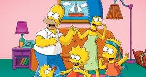 """Simpsonai"" (nuotr. SCANPIX)"