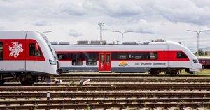 Lietuvos geležinkeliai (nuotr. bendrovės)