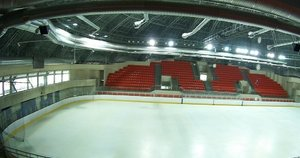 Elektrėnų ledo rūmai. (nuotr. hockey.lt)