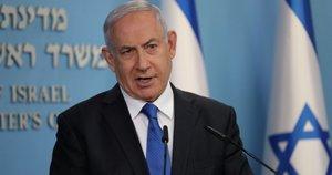 Benjaminas Netanyahu (nuotr. SCANPIX)