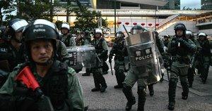 Kinijos policija (asociatyvi nuotr. SCANPIX)