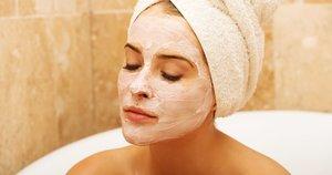 Veido kaukė (nuotr. 123rf.com)