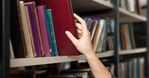 Biblioteka (nuotr. 123rf.com)