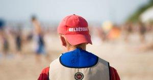 Palangos gelbėtojai (nuotr. Fotodiena.lt)