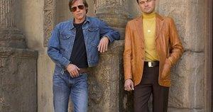 B.Pittas ir L.DiCaprio (nuotr. Organizatorių)