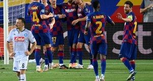 """""""Barcelona"""" pranešė apie užsikrėtusį žaidėją (nuotr. SCANPIX)"""