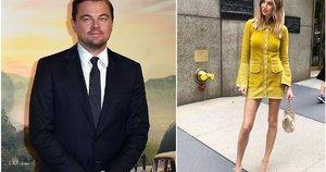 Leonardo DiCaprio ir Whitney Port (tv3.lt fotomontažas)