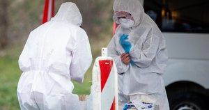 Koronavirusas plinta Lietuvoje (Fotobankas)