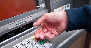 Bankomatas (nuotr. Fotodiena.lt)