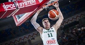 Tadas Sedekerskis (nuotr. FIBA)