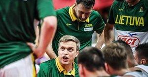 Dainius Adomaitis (nuotr. FIBA)