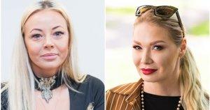 Mia Pilibaitytė ir Natalija Bunkė (tv3.lt fotomontažas)