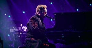 Eltonas Johnas (nuotr. Organizatorių)
