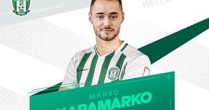 Marko Karamarko (nuotr. fkzalgiris.lt)