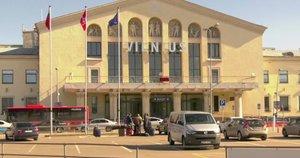 Vilniaus oro uostas (nuotr. stop kadras)