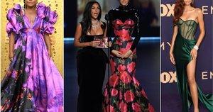 """Emmy"" apdovanojimų akimirkos (tv3.lt fotomontažas)"