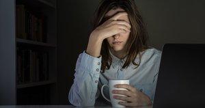 Nusivylusi moteris (nuotr. Shutterstock.com)