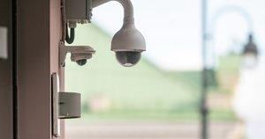 Stebėjimo kameros (nuotr. Sauliaus Žiūros)