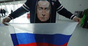 Rusijos košmaras: tikriausiai liks ir be olimpinių žaidynių, ir be Euro-2020 (nuotr. SCANPIX)