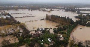 Potvynis Prancūzijoje (nuotr. Scanpix)