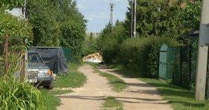 kelias į lietuvišką sodą (nuotr. stop kadras)