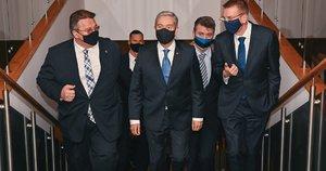 Baltijos valstybių ir Kanados užsienio reikalų ministrų susitikimas (nuotr. URM)