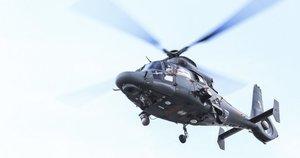 Kariuomenės sraigtasparnis (nuotr. I. Budzeikaitės)
