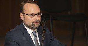 Kultūros ministras Mindaugas Kvietkauskas (Paulius Peleckis/Fotobankas)