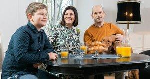 Stakėnų šeima (nuotr. Fotodiena.lt)
