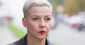 Maryja Kalesnikava (nuotr. SCANPIX)