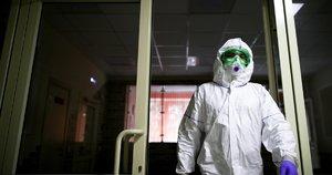 Koronavirusas (nuotr. Scanpix)