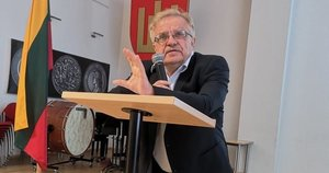Vytautas Radžvilas (nuotr. Organizatorių)