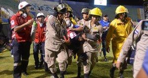 Hondūrą sukrėtė tragedija (nuotr. SCANPIX)