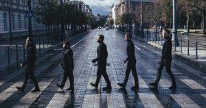 "Legendinė grupė ""The Beatles"" atgyja"