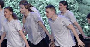 """Įspūdingas šokis """"Lietuvos talentuose"""" atvėrė kelią į superfinalą"""