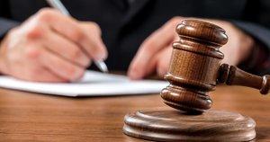 Teismo sprendimas (nuotr. 123rf.com)