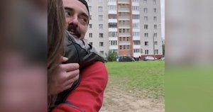 Denisas Dudinskis (nuotr. stop kadras)