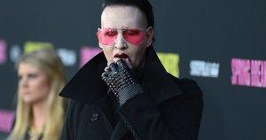 Marilyn Manson (nuotr. SCANPIX)