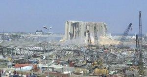 Nelaimė Beirute