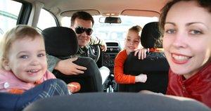 Kelionės su šeima (nuotr. Fotolia.com)