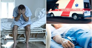 Prostatos vėžys šienauja vyrų gyvybes (tv3.lt fotomontažas)