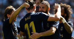Madrido iškovojo pergalę (nuotr. SCANPIX)