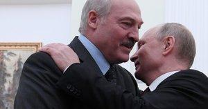 Ką Naujiesiems pasiūlys Lukašenka baltarusiams: ginkluotis ar susilieti su Rusija? (nuotr. SCANPIX)