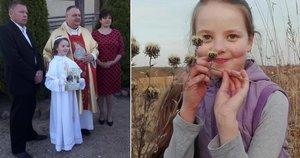 Dvylikametę Kamilą partrenkė per jos gimtadienį