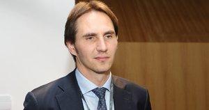 Lietuvos banko valdybos narys Marius Jurgilas (nuotr. Tv3.lt/Ruslano Kondratjevo)
